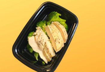 Power Meal Chicken & Veggie