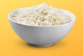 1 lb. Steamed Jasmine Rice