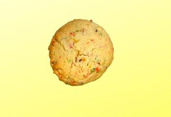 Fruity Crunch Protein Cookies